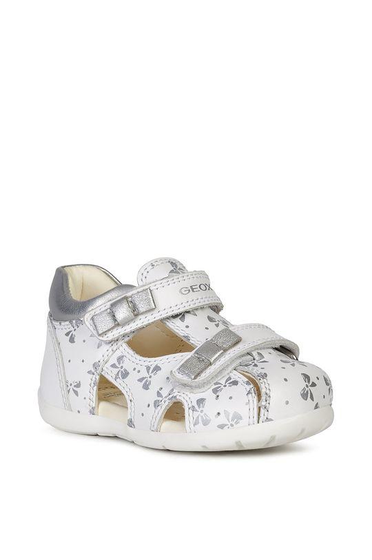 Geox - Sandały dziecięce biały