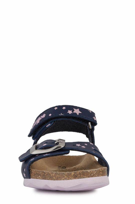 Geox - Dětské sandály  Svršek: Umělá hmota Vnitřek: Textilní materiál, Přírodní kůže Podrážka: Umělá hmota
