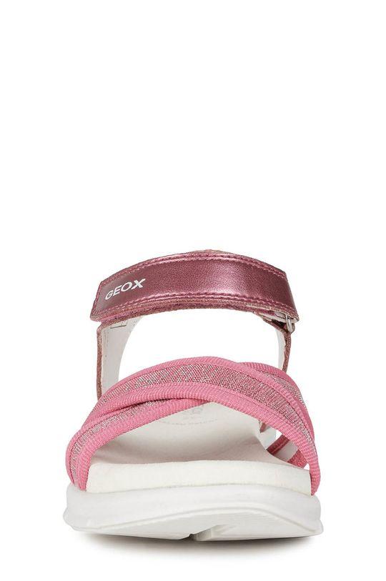 Geox - Detské sandále  Zvršok: Syntetická látka, Textil Vnútro: Textil Podrážka: Syntetická látka