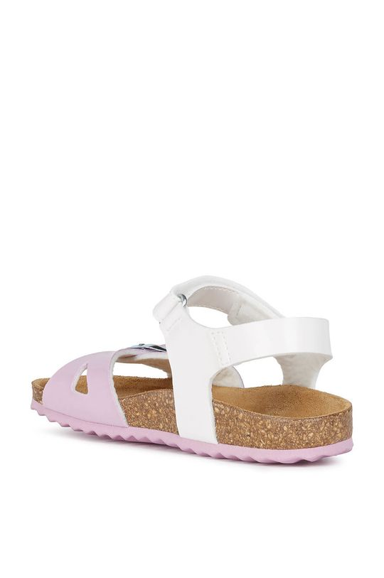 biela Geox - Detské sandále