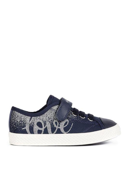 námořnická modř Geox - Dětské boty Dívčí