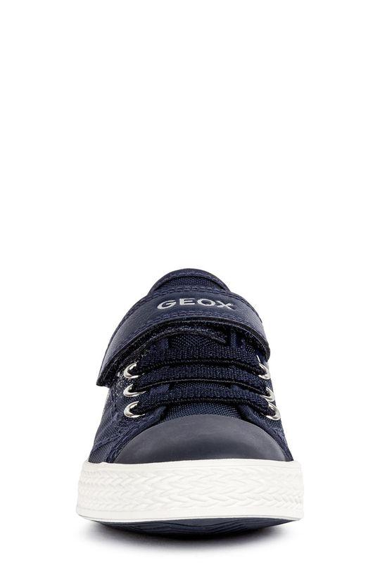 Geox - Dětské boty  Svršek: Umělá hmota, Textilní materiál Podrážka: Guma Vložka: Přírodní kůže