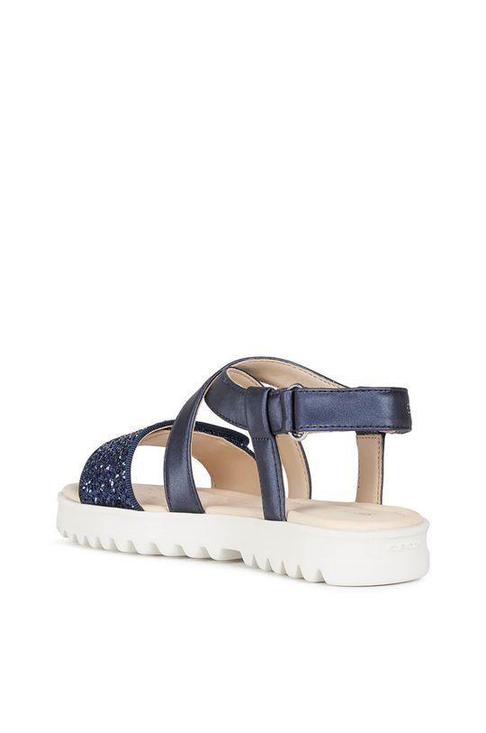 námořnická modř Geox - Dětské sandály