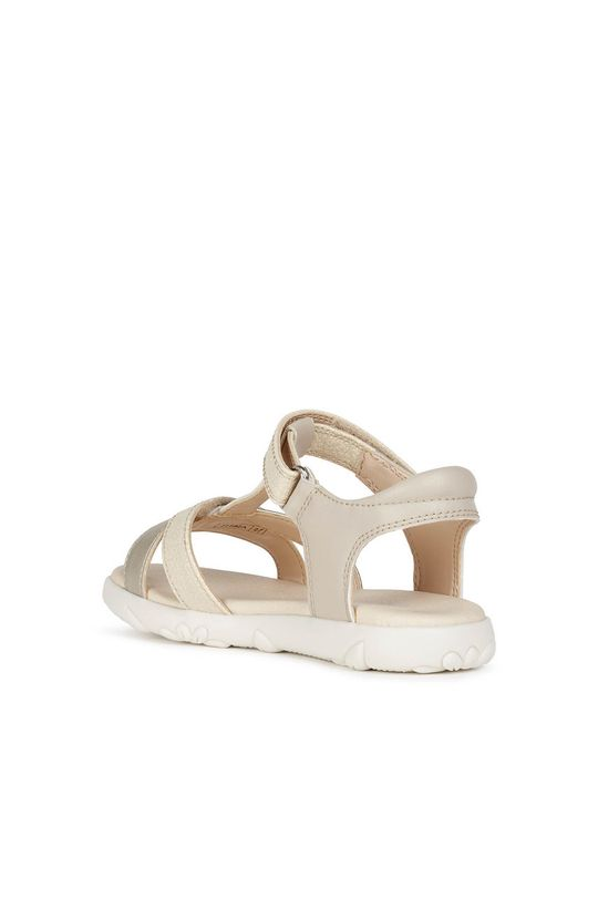 zlatá Geox - Detské sandále