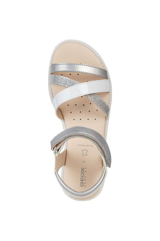 Geox - Dětské kožené sandály