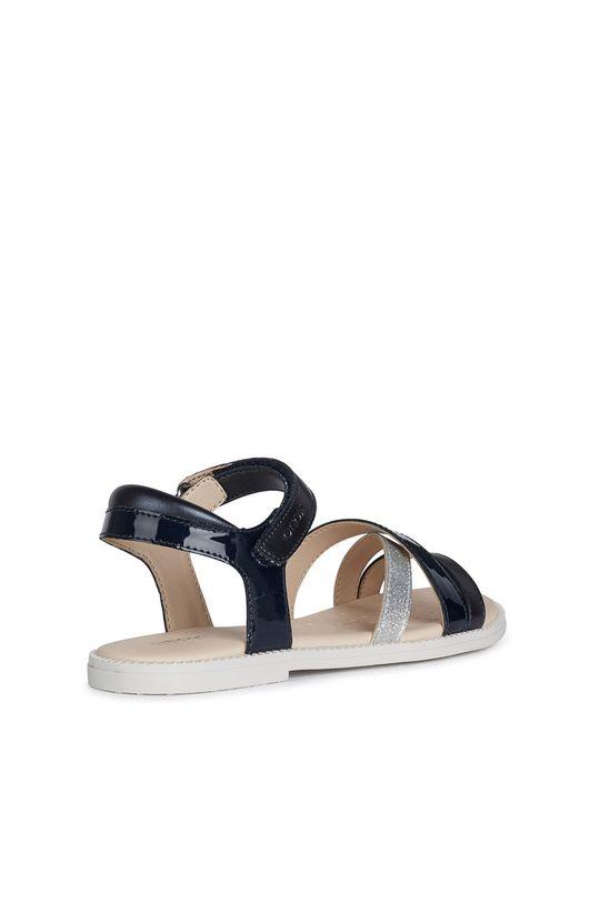 Geox - Dětské kožené sandály Dívčí