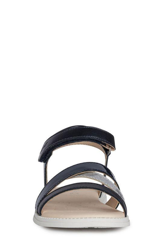 Geox - Sandały skórzane dziecięce Cholewka: Skóra naturalna, Wnętrze: Skóra naturalna, Podeszwa: Materiał syntetyczny