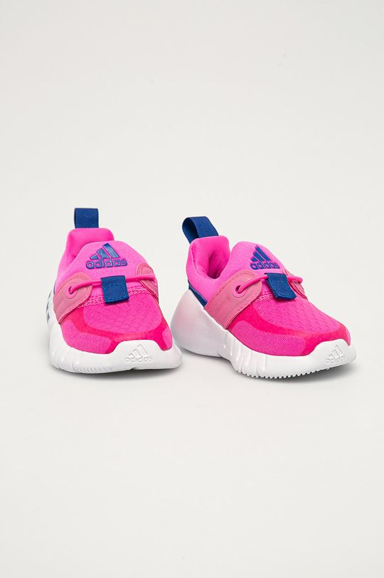 adidas Performance - Detské topánky RapidaZen bledofialový