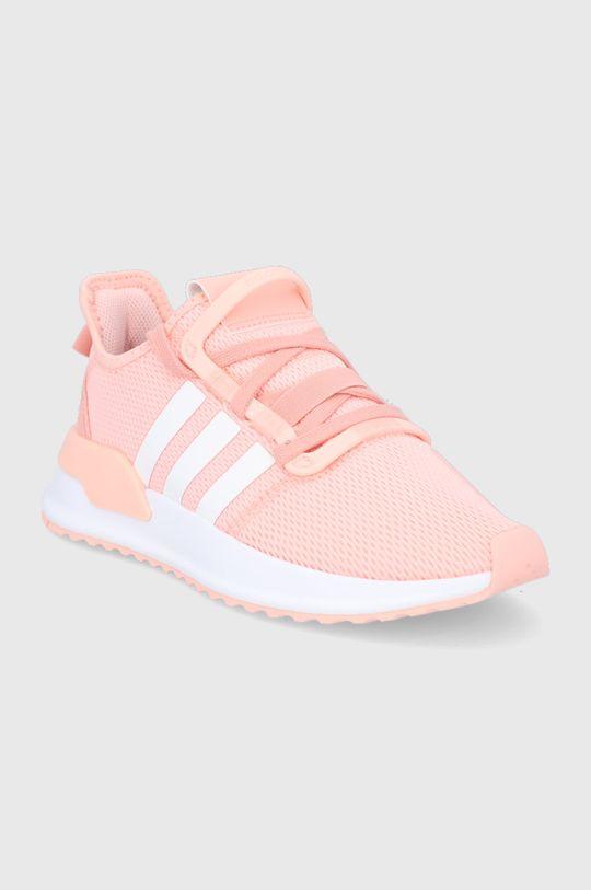 adidas Originals - Detské topánky Path Run ružová