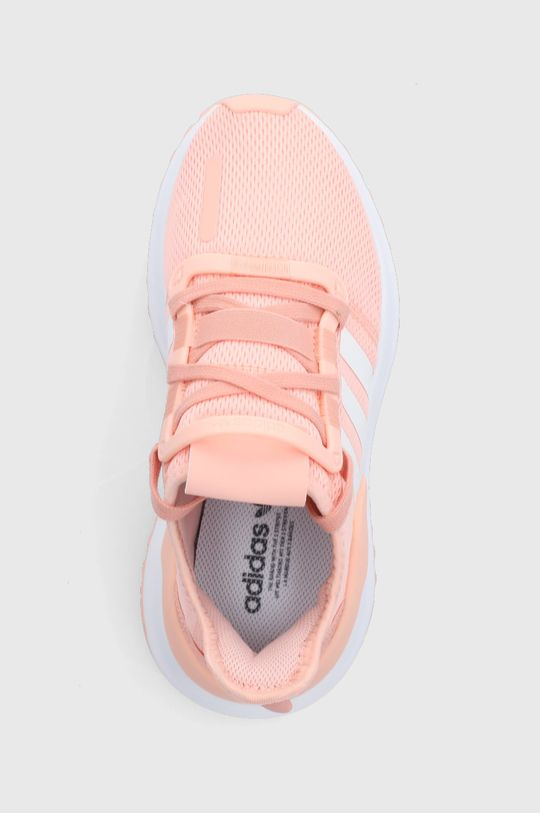 ružová adidas Originals - Detské topánky Path Run