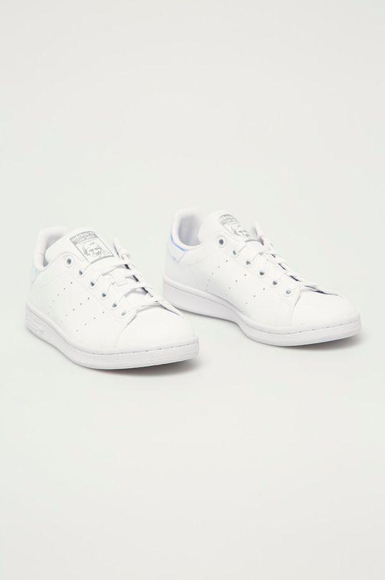 adidas Originals - Detské topánky Stan Smith biela