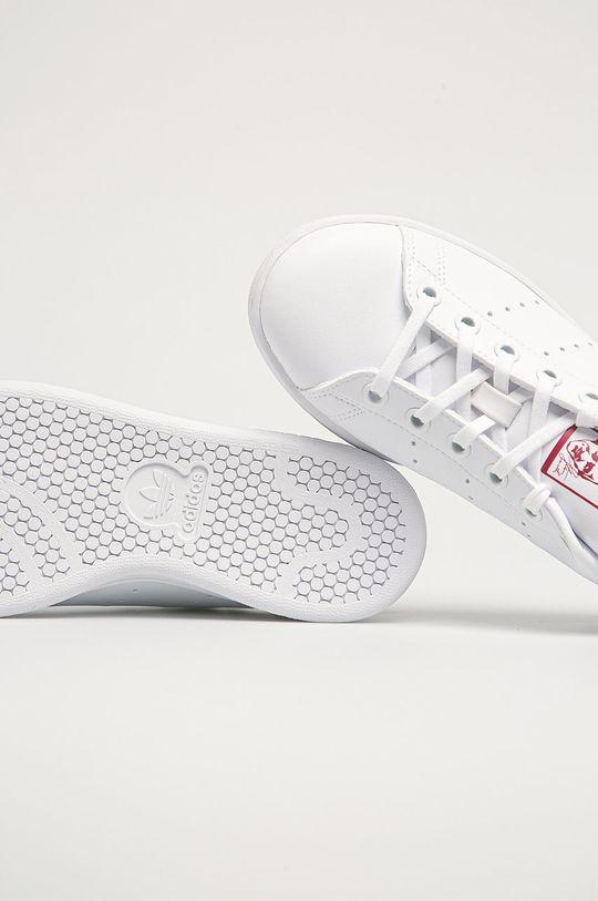 bílá adidas Originals - Dětské boty Stan Smith