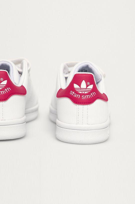 adidas Originals - Dětské boty Stan Smith CF C  Svršek: Umělá hmota Vnitřek: Umělá hmota, Textilní materiál Podrážka: Umělá hmota