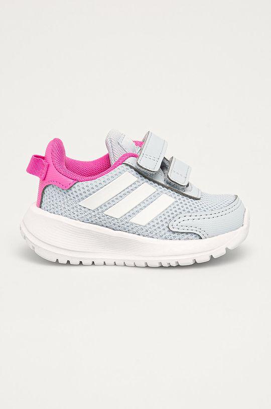 světle šedá adidas - Dětské boty Tensaur Run I Dívčí