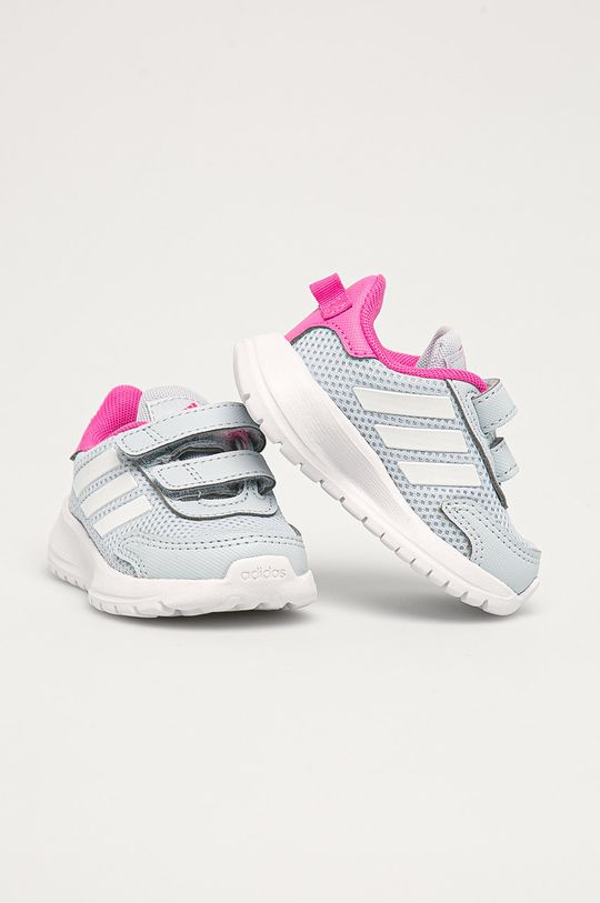 adidas - Dětské boty Tensaur Run I světle šedá