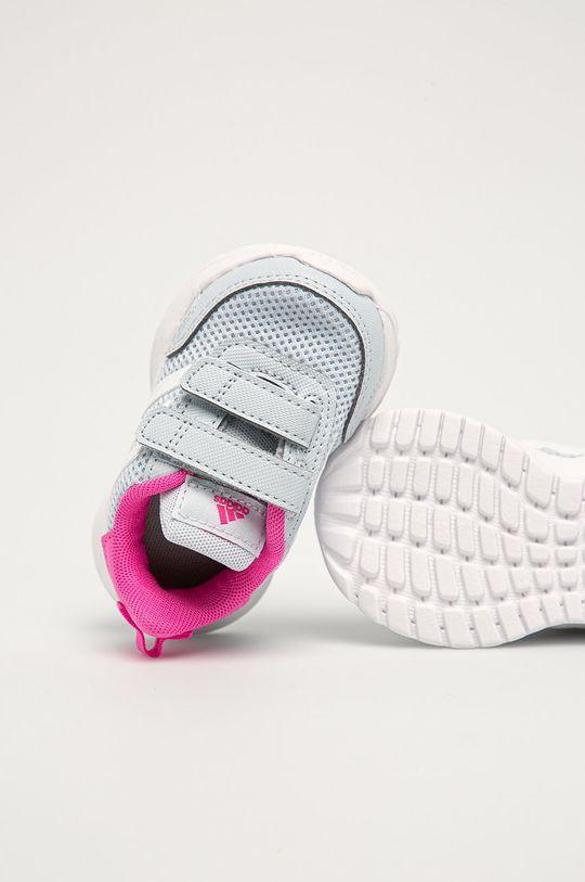 světle šedá adidas - Dětské boty Tensaur Run I