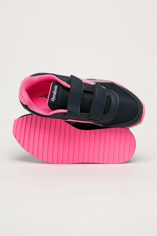 námořnická modř Reebok Classic - Dětské boty Royal