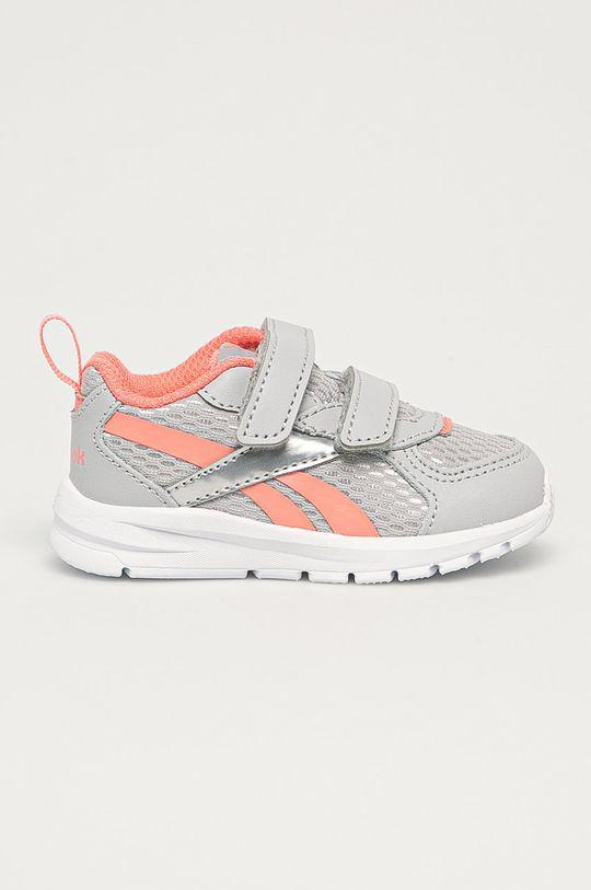 šedá Reebok - Dětské boty Sprinter Dívčí