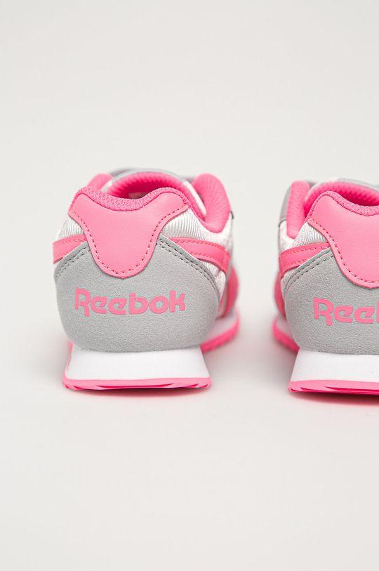 Reebok Classic - Dětské boty Royal Classic Jogger 2  Svršek: Umělá hmota, Textilní materiál Vnitřek: Textilní materiál Podrážka: Umělá hmota