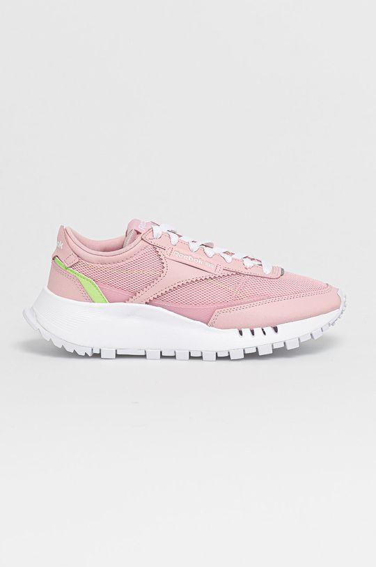 růžová Reebok Classic - Dětské boty CL LEGACY Dívčí