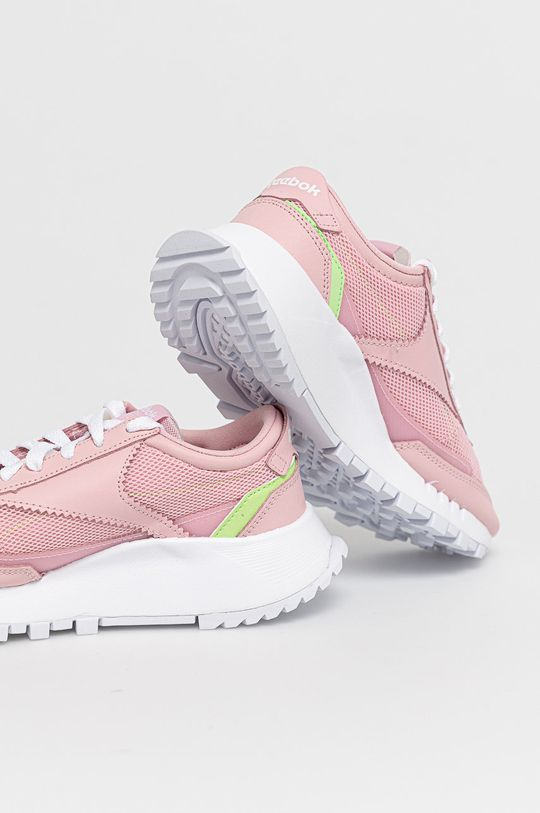 ružová Reebok Classic - Detské topánky CL LEGACY