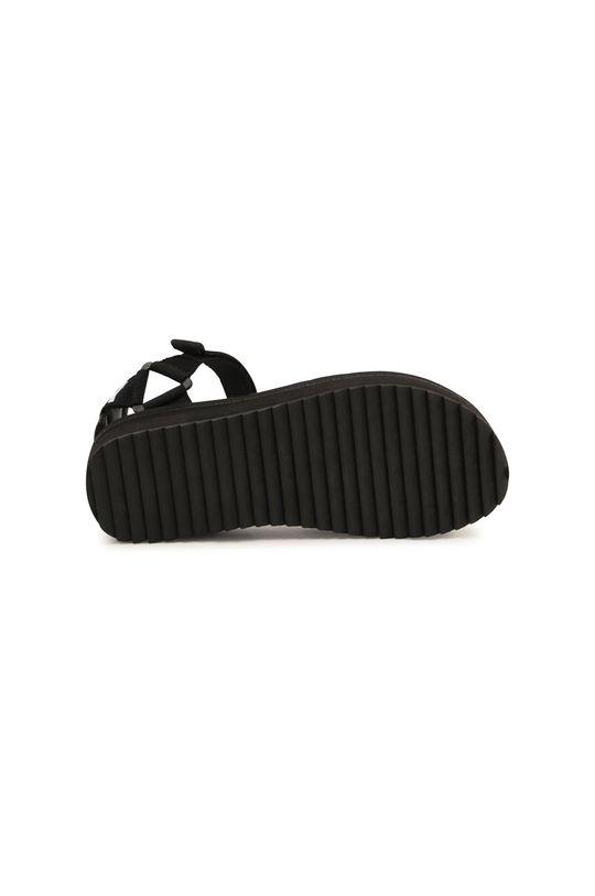 černá Dkny - Dětské sandály