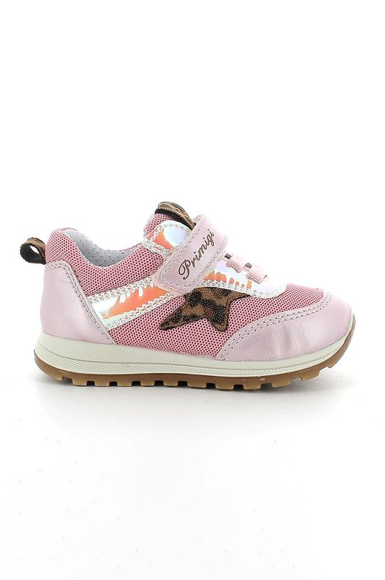 pastelově růžová Primigi - Dětské boty Dívčí