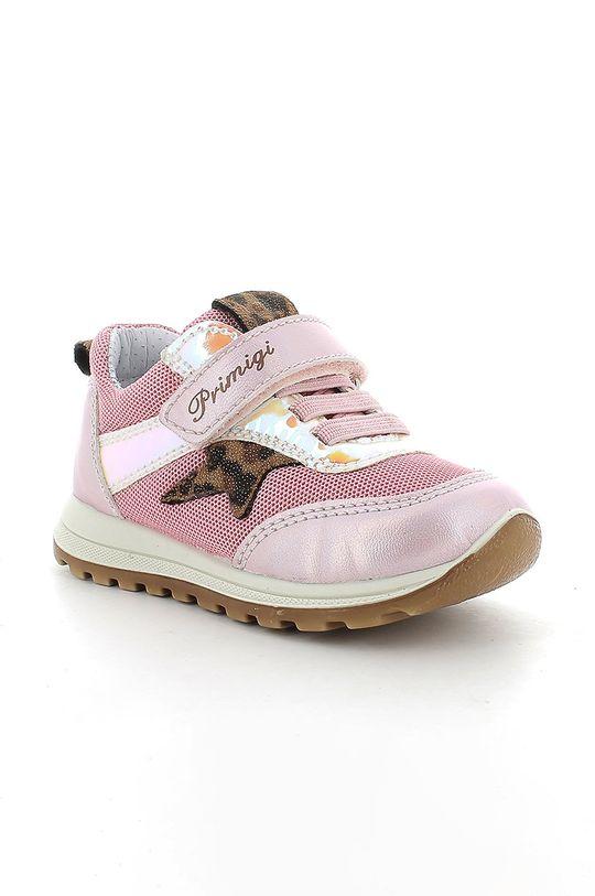 Primigi - Buty dziecięce pastelowy różowy
