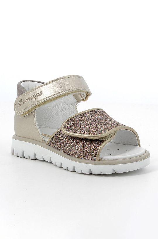 Primigi - Sandały dziecięce srebrny