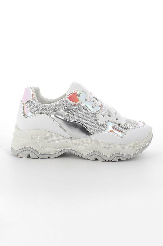 biały Primigi - Buty dziecięce Dziewczęcy