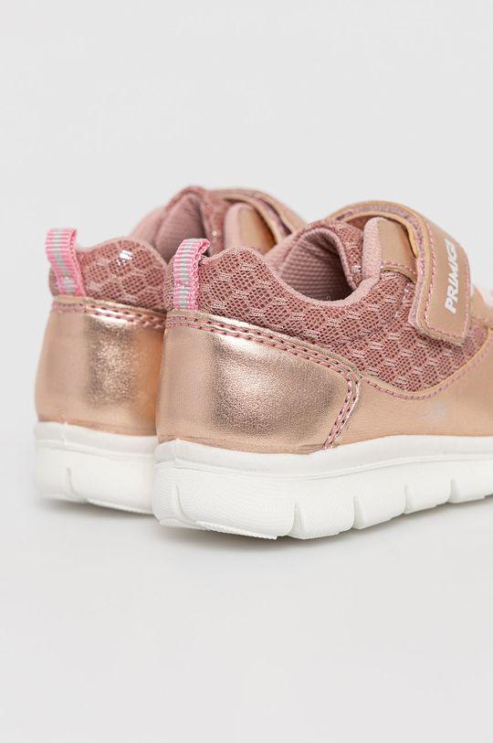 Primigi - Dětské boty  Svršek: Umělá hmota, Textilní materiál Podrážka: Umělá hmota Vložka: Přírodní kůže