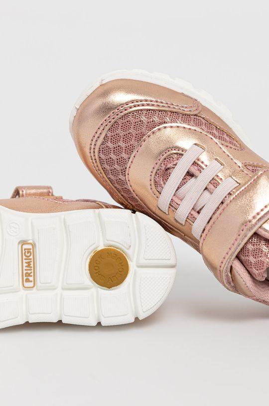 starorůžová Primigi - Dětské boty