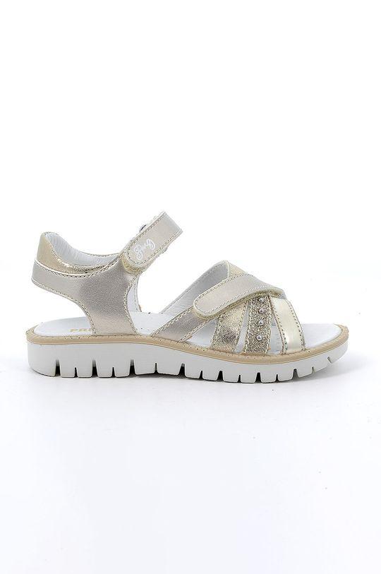 złoty Primigi - Sandały dziecięce Dziewczęcy