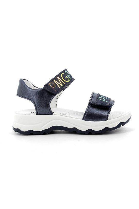 námořnická modř Primigi - Dětské sandály Dívčí