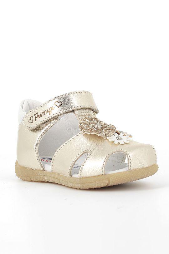 Primigi - Sandały dziecięce złoty