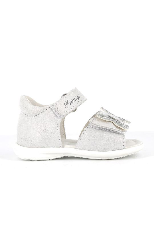stříbrná Primigi - Dětské sandály Dívčí