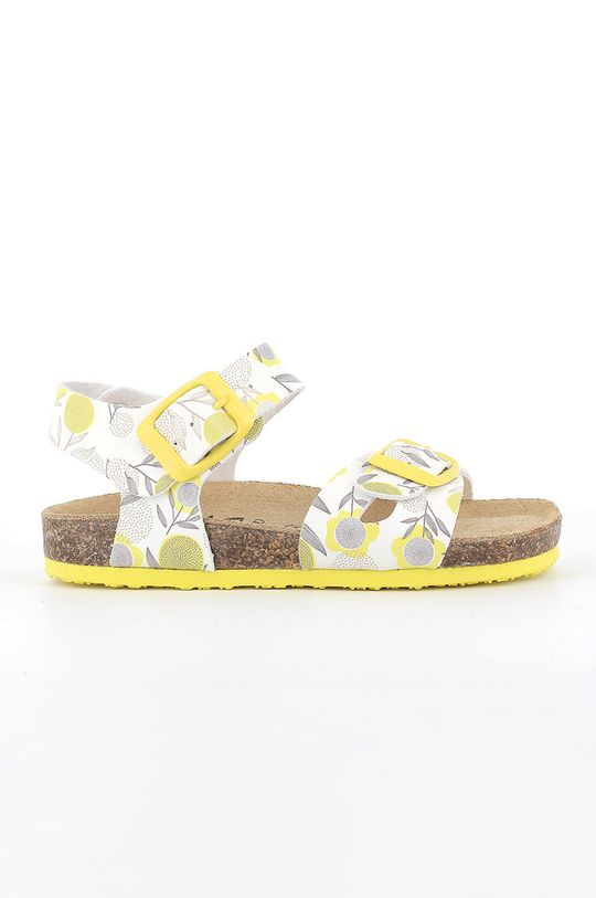 žlutá Primigi - Dětské sandály Dívčí