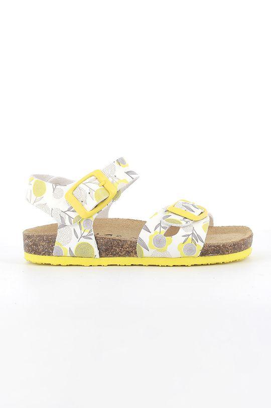 żółty Primigi - Sandały dziecięce Dziewczęcy