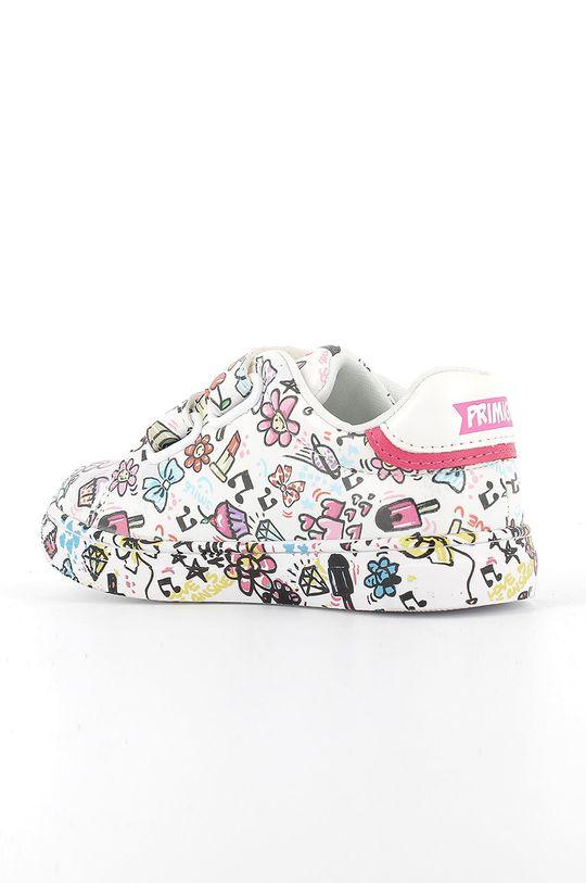 Primigi - Dětské boty  Svršek: Přírodní kůže Vnitřek: Textilní materiál Podrážka: Guma