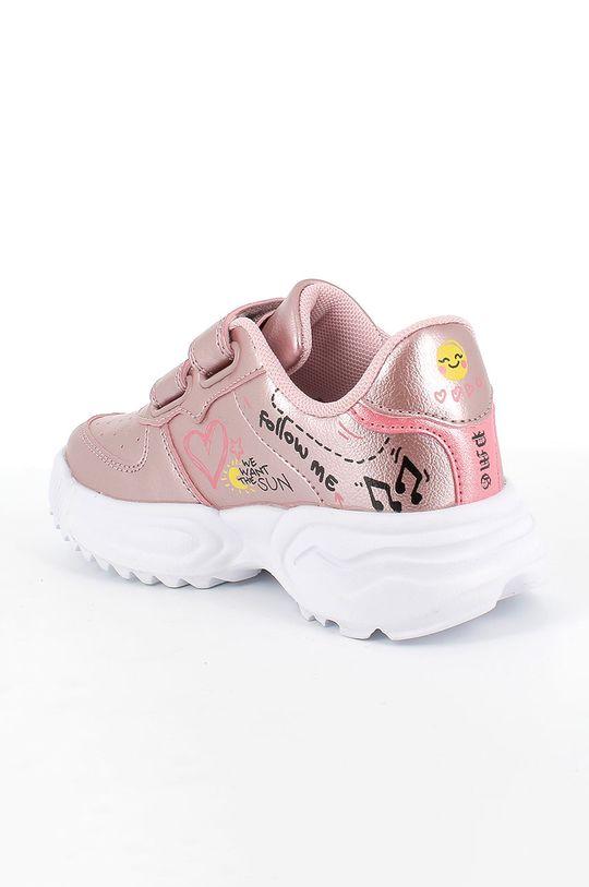 Primigi - Dětské boty  Svršek: Umělá hmota Podrážka: Umělá hmota Vložka: Přírodní kůže