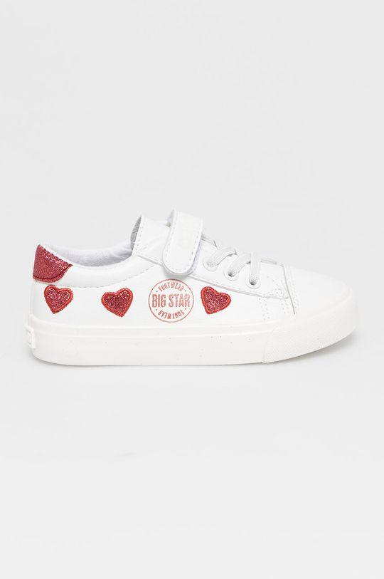 alb Big Star - Pantofi copii De fete
