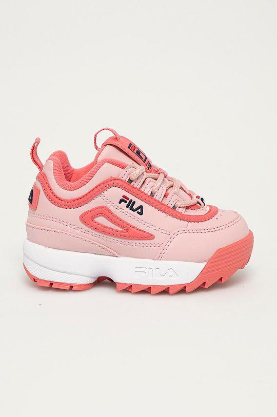 ružová Fila - Detské topánky Dievčenský