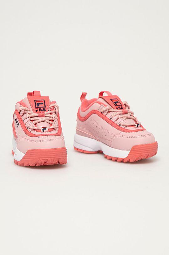 Fila - Detské topánky ružová