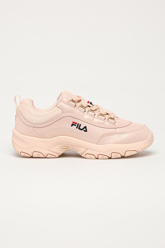 fialovo-růžová Fila - Boty Strada Dívčí