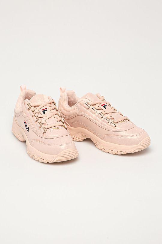 Fila - Boty Strada fialovo-růžová