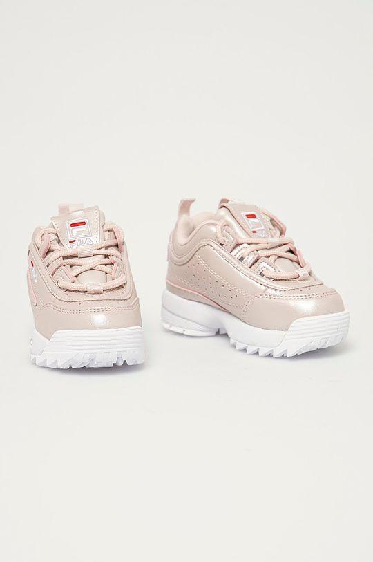 Fila - Dětské boty růžová