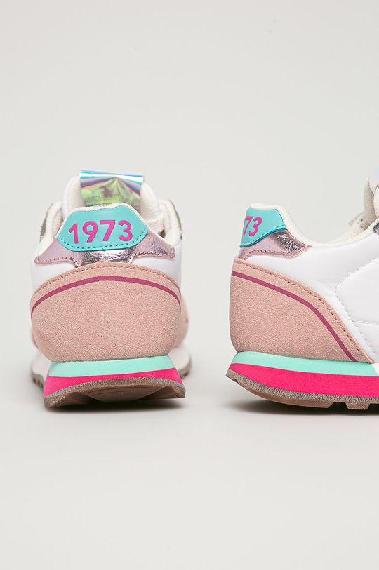 Pepe Jeans - Detské topánky Klein New Girl  Zvršok: Syntetická látka, Textil Podrážka: Syntetická látka Vložka: Textil