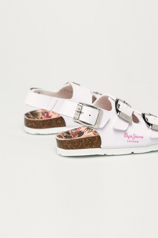 Pepe Jeans - Dětské sandály Bio Basic Buckles  Svršek: Umělá hmota Vnitřek: Textilní materiál Podrážka: Umělá hmota