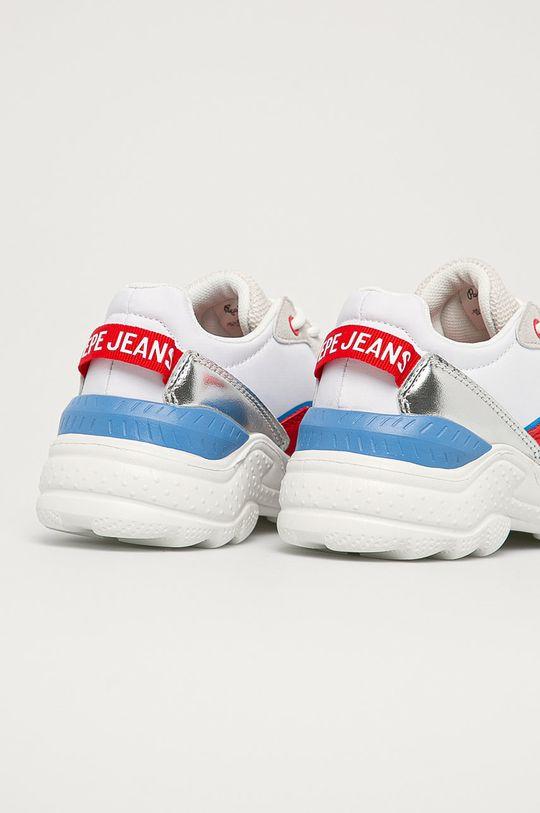 Pepe Jeans - Dětské boty Eccles  Svršek: Umělá hmota, Textilní materiál Vnitřek: Textilní materiál Podrážka: Umělá hmota