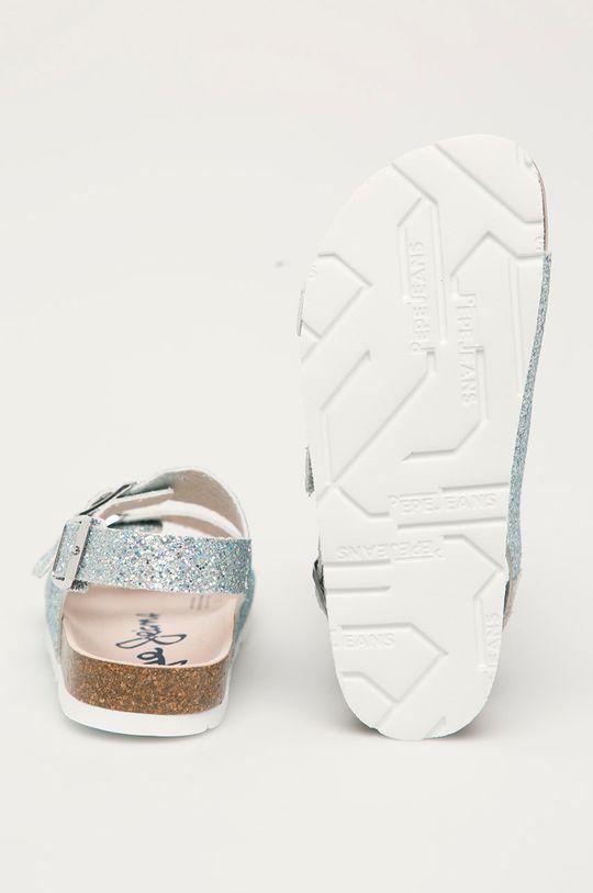 Pepe Jeans - Dětské sandály Bio Basic  Svršek: Umělá hmota Vnitřek: Umělá hmota, Textilní materiál Podrážka: Umělá hmota